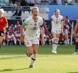 Women's World Cup - Spain 1 USA 2 - Match Report