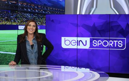 """Hope Solo Joins beIN SPORTS As Co-Host Of New Show """"Weekend Winners"""""""