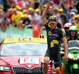 Magnificent Calmejane climbs to maiden Tour stage win, Froome retains lead