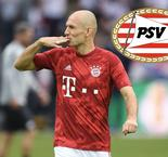PSV Would Love To Sign Robben – Van Bommel