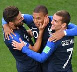 Mbappe fires France into last-16