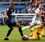 Ligue 1: Paris Saint-Germain 3 Angers 1