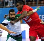 HANDBALL WC 2017:TUNISIA 39 - 30  KSA