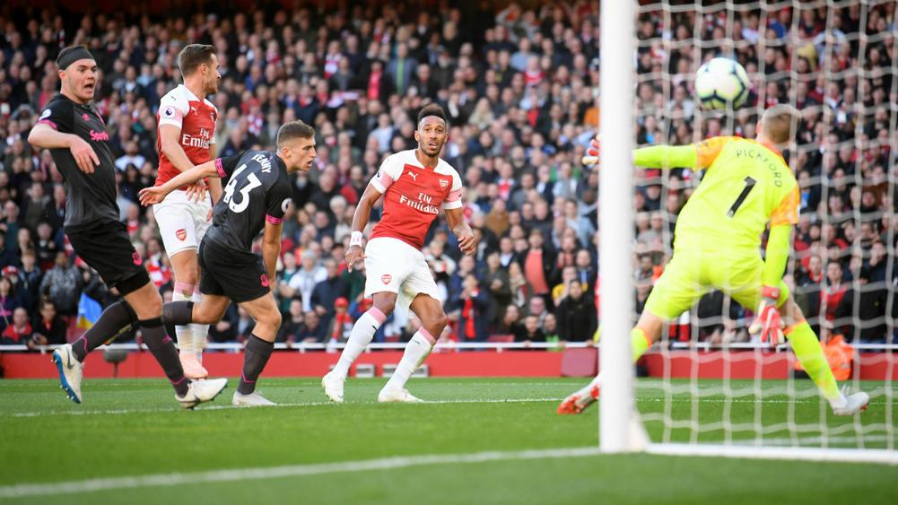 Holding: Arsenal players recognise Lacazette, Aubameyang chemistry