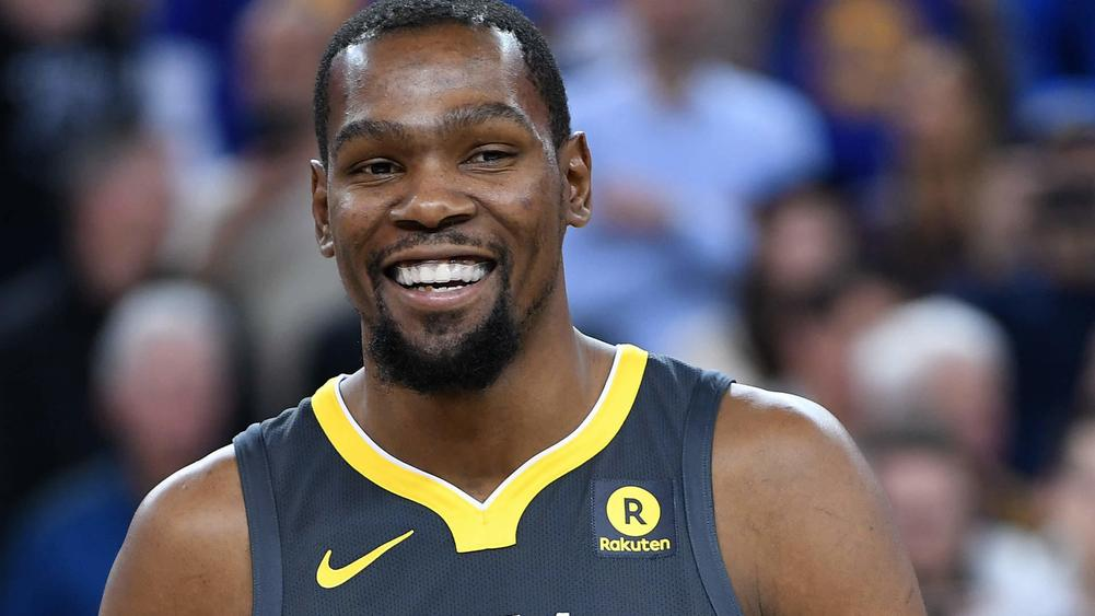 058567d6ad1a Kevin Durant planning on Warriors stay