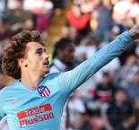 Griezmann Scores 130th Career Goal For Atletico Madrid