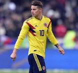James: Colombia eyeing at least World Cup semis
