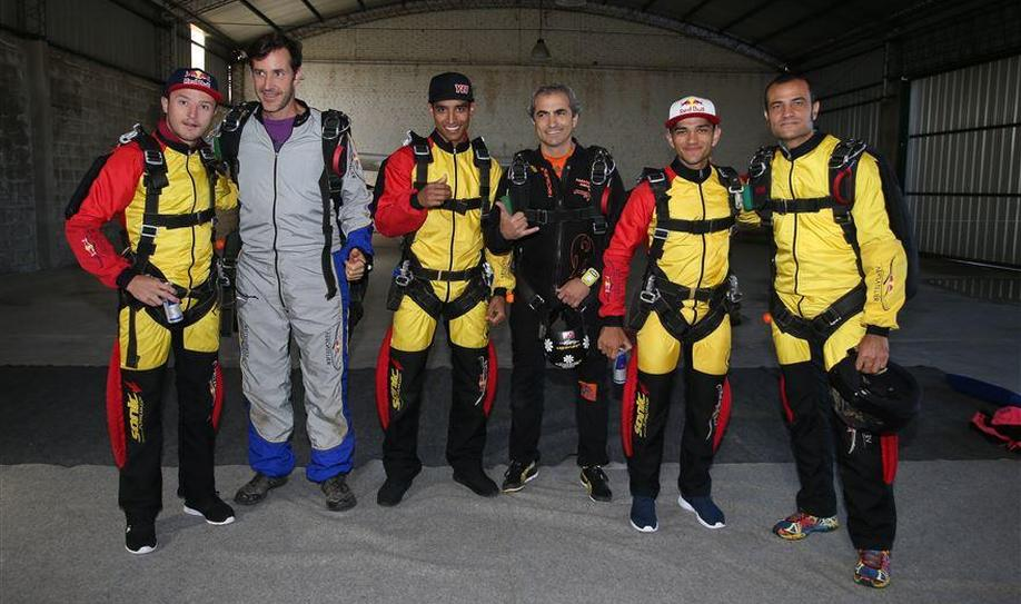 MotoGP Pre Event: Riders Learn To Fly In Argentina