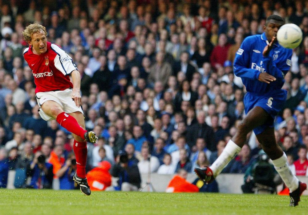 This Day in Sport - It's Only Ray Parlour