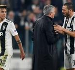 Mourinho taunted Juventus fans because they 'insulted me for 90 minutes'
