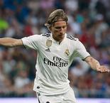 I'm extremely happy at Real Madrid – Modric