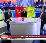 Two More Years of Arsene Wenger at the Emirates
