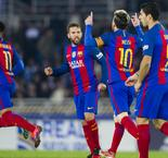 Messi rescues point as Anoeta curse continues