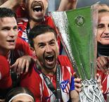 Gabi ready to eat words after branding Europa League 'a load of s***'