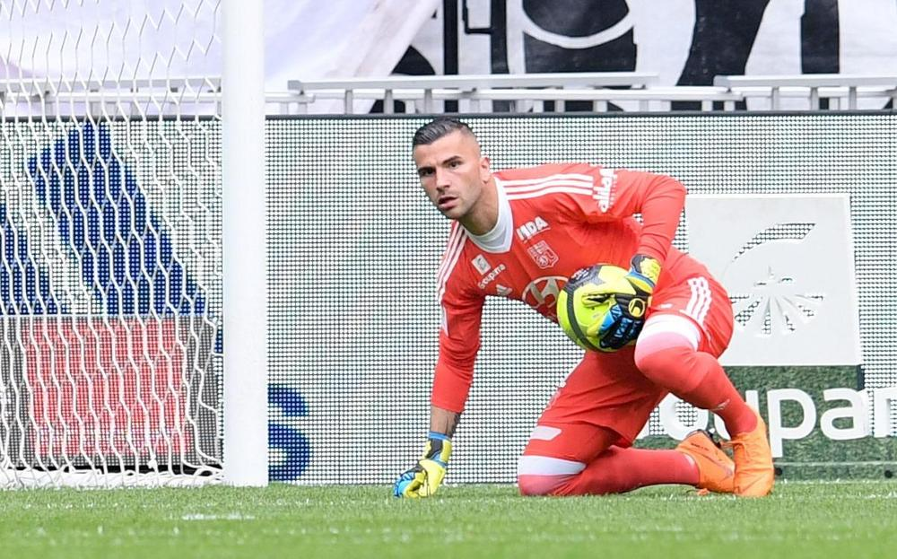 Suspension alourdie en appel de 3 à 5 matches pour Anthony Lopes