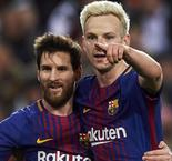 Rakitic: Messi can turn a game in a second, he's the best in history