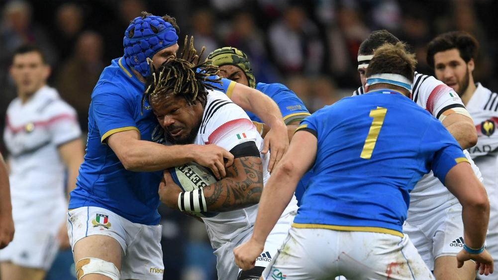 France defeat Italy in Six Nations to end winless run