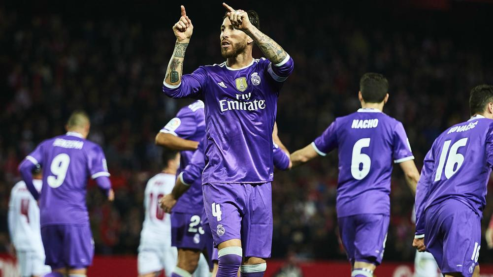 Tensions mounting as Real Madrid return to Sevilla