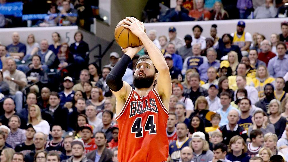 Bulls' Bobby Portis suspended for hitting teammate Nikola Mirotic