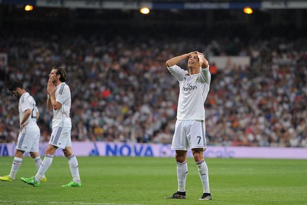 Real's sadness, Barca's glory