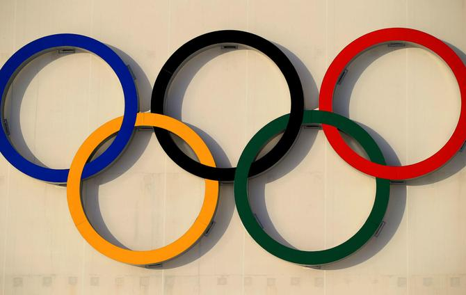 Olympic logo - cropped