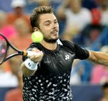 Wildcard Wawrinka downs Dimitrov