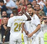 Benzema first Frenchman to hit 150 LaLiga goals