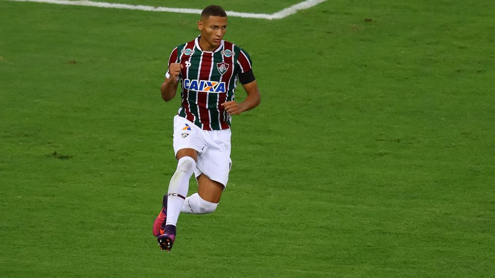 Watford set to sign Brazil U20 star Richarlison from Fluminense