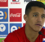 Alexis Sanchez Confirms Chile Bust-Up