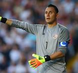 Madrid fans want me to stay - Navas
