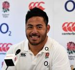 Angleterre: Tuilagi titulaire en Irlande