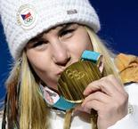 Brilliant Ledecka seals historic snowboard, ski double