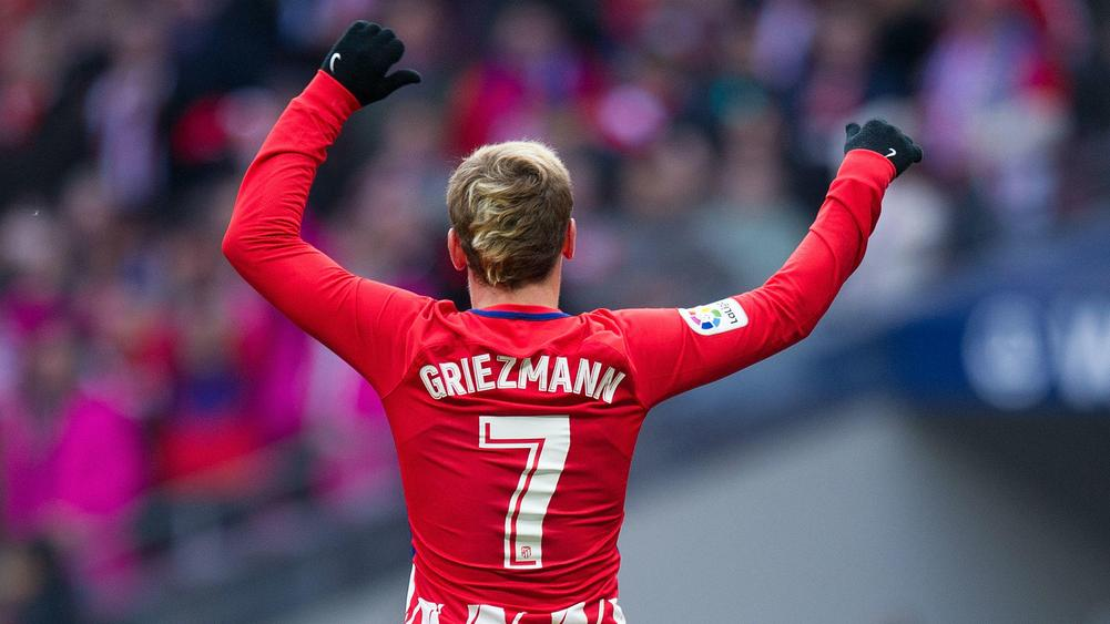 Barca hit back at reports of Griezmann agreement