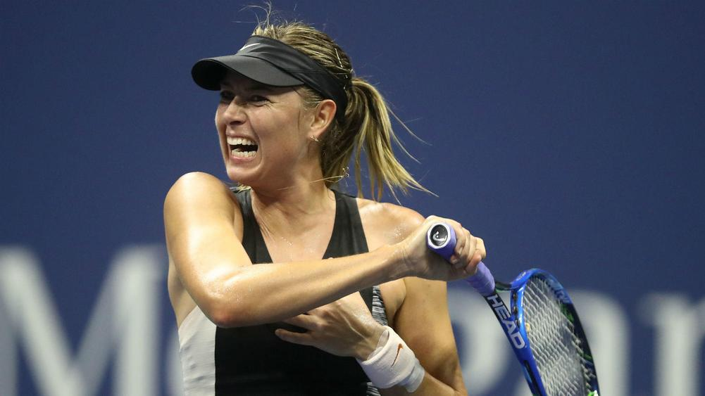 Maria Sharapova's Campaign Off To Tough Start In Shenzhen