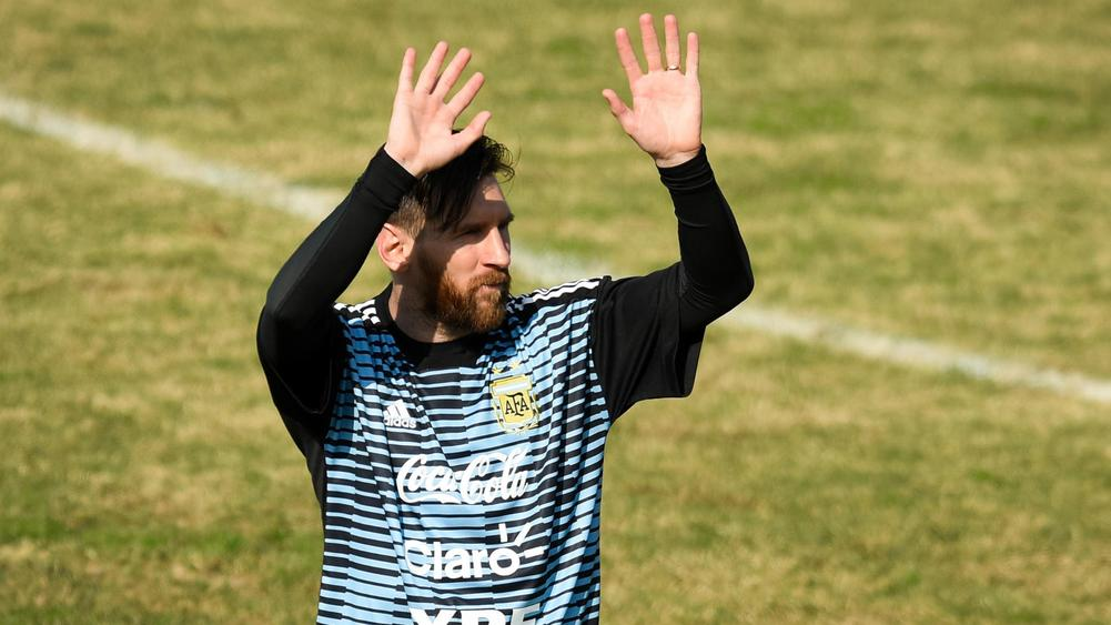 Lionel Messi announces desire to play for Newell's Old Boys