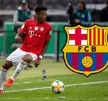 """Alaba: """"It's An Honor"""" To Be Linked To Barcelona"""
