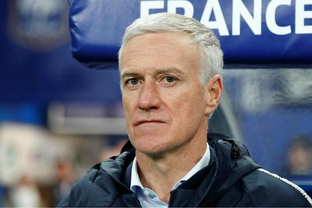 Deschamps ''tease'&#039 sa liste des 23