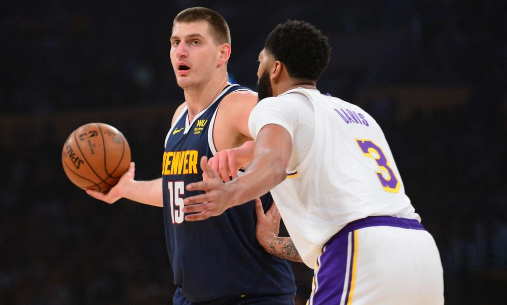 Lebron Less Lakers Fall To Denver With Davis Injury Fear