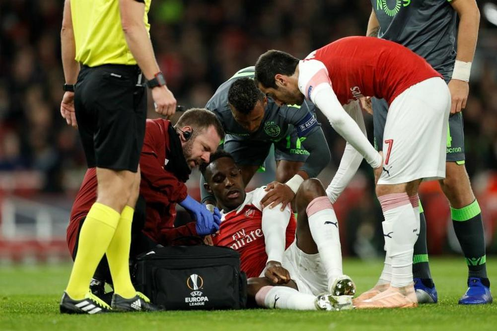 Arsenal: Welbeck gravement touché ?