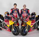 Red Bull Honda World Superbike Team Unveiled