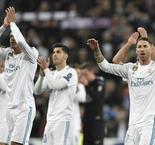 UEFA Champions League:Real Madrid 3 PSG 1
