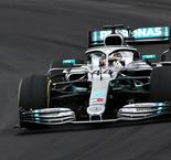 Mercedes Sets Practice Pace At Silverstone