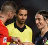 Modric Defends Ramos After Lovren Criticism