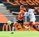 Ligue 2 : Guingamp fait tomber le leader lorientais !