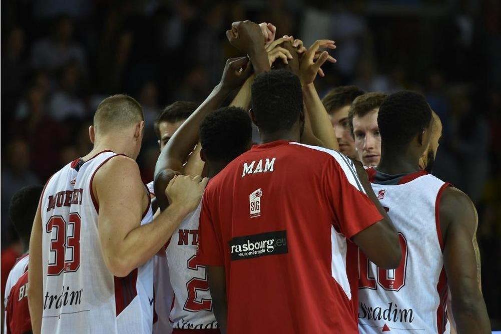 L'Asvel, battue par Strasbourg, attend le match 4 — Play-offs