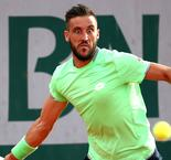 Stomach bug forces defending champion Dzumhur out of Antalya Open