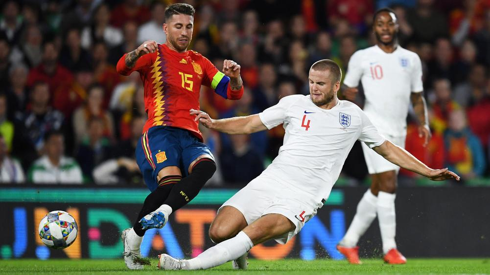 Enrique notes from Nations League horror show against England revealed