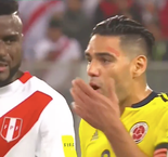 Radamel Falcao Accused of Making Pact With Peru Players