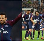 PSG 2017-18: Neymar's highs and lows in a title-winning season