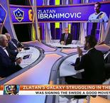 The Locker Room: What's Going On With Zlatan And The LA Galaxy?